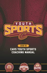 Jr Cavs Coaching Manual 18-19 Cover