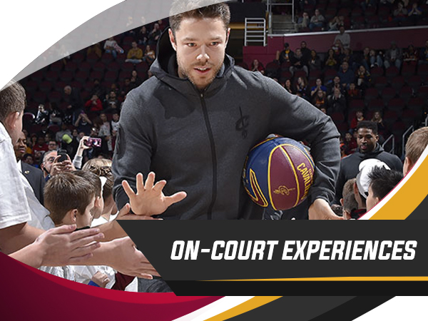 on-court-experiences