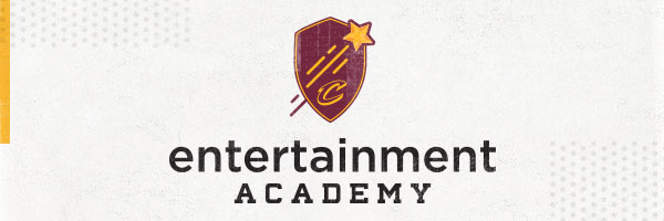 CGX-136952 Cavs Entertainment Academy SocialEmail header